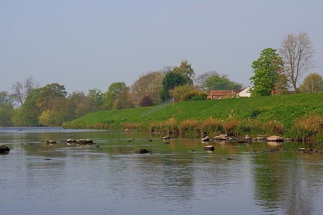 River Tees at Neasham