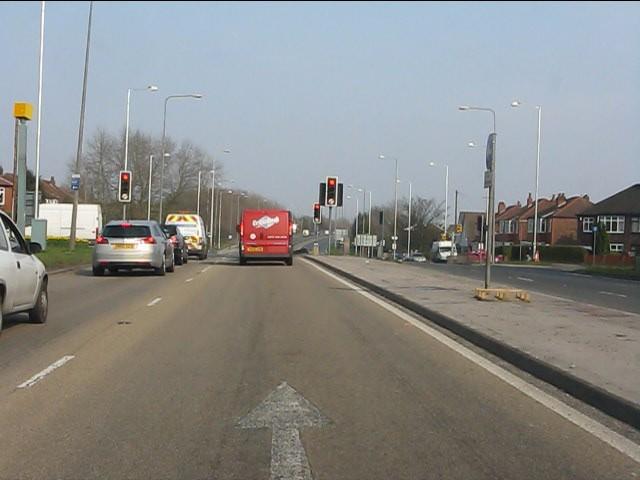 A580 - A577 junction, Boothstown