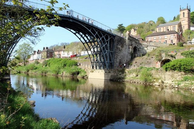 Ironbridge Gorge, Shrewsbury