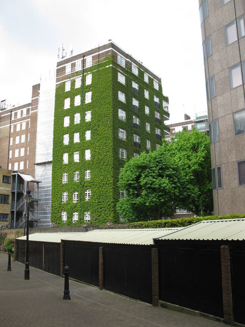 Green Building 169 Don Cload Cc By Sa 2 0 Geograph