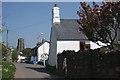 SX8050 : Blackawton: Vicarage Road by Martin Bodman