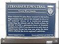 Photo of John Ross blue plaque