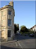 ST7465 : Lansdown Road, Bath by Neil Owen