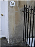ST7465 : Benchmark, No 18 Royal Crescent by Neil Owen