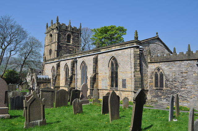 Castleton Church