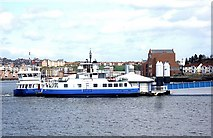 NZ3567 : 'Commuter' ferries at the South Shields terminal by Stanley Howe