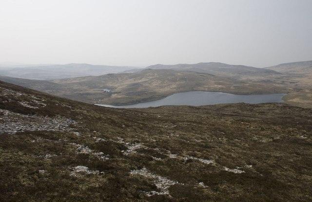 Loch nam Breac, Islay