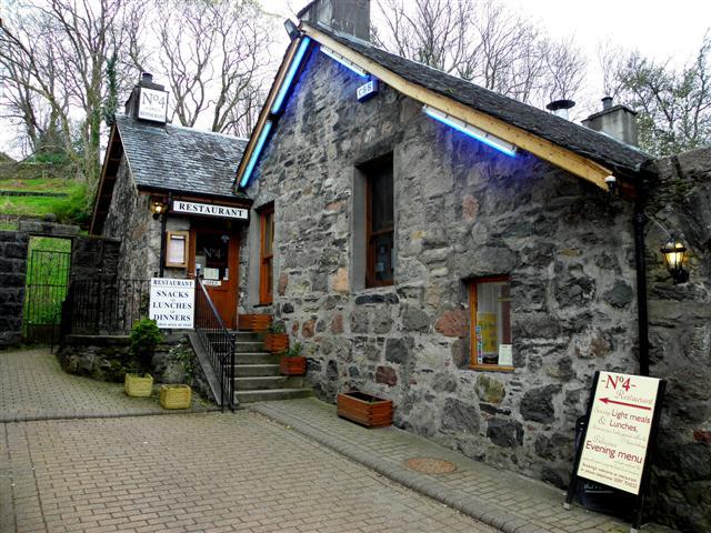No.4 Restaurant, Fort William