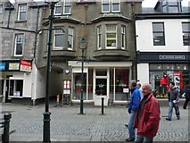 NN1073 : Café Mango, Fort William by Kenneth  Allen
