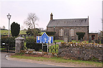 NN0164 : Church at Corran by Steven Brown