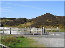 SD7148 : Cattle Grid, Newton Fells by David Brown