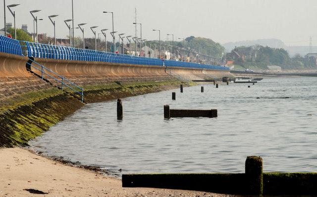 The shore at Carrickfergus (3)