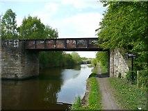 SE2519 : Bridge No. 39, Ingham Colliery, Thornhill by Humphrey Bolton