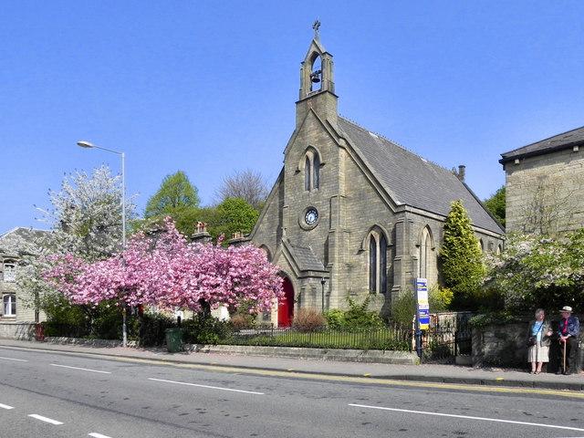St Paul's Parish Church, Halliwell Road