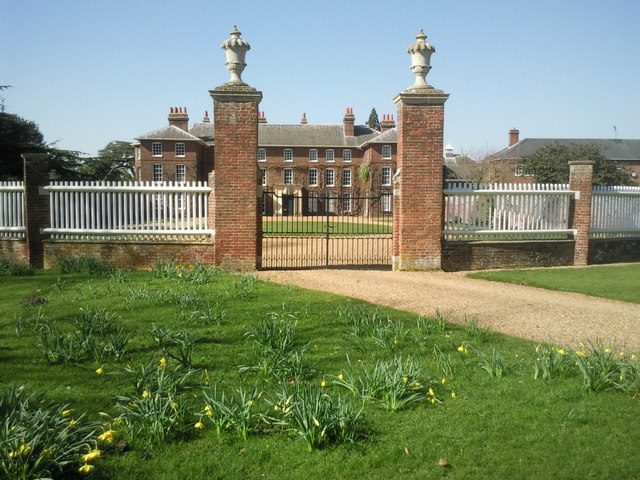 Trumpington Hall