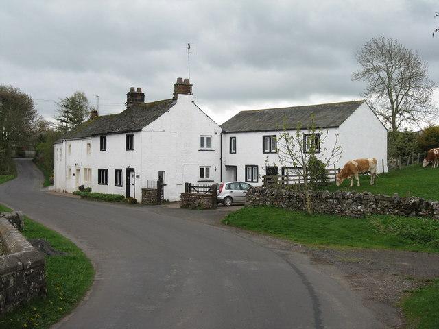 Petteril Cottage at Little Blencow