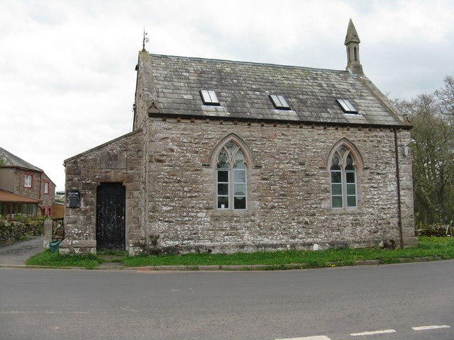 Methodist Chapel, Little Blencow