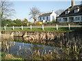 TL3669 : Village scene in Swavesey by Marathon