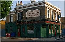 TQ3283 : Wenlock Arms, London N1 by Julian Osley