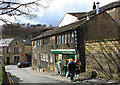 SD9905 : Smithy Lane, Uppermill by Michael Fox