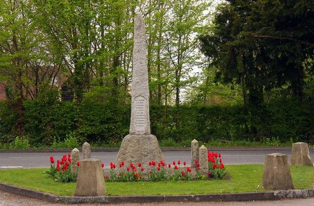 Oxon - Warborough Memorial Rededication @ The Green South | Warborough | England | United Kingdom