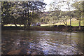 NY1500 : Camping by the River Esk by Peter Bond