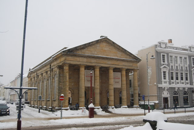 Former Congregational Church and Lecture Hall