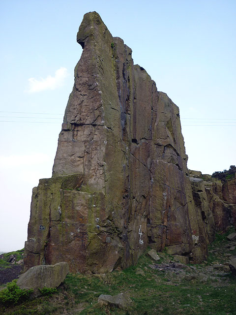 The Prow at Wilton One (Horrocks Fold Quarries)