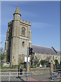 TQ2804 : St Andrew's old church, Hove by Malc McDonald