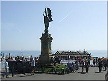 TQ2904 : Peace statue, Brighton & Hove by Malc McDonald