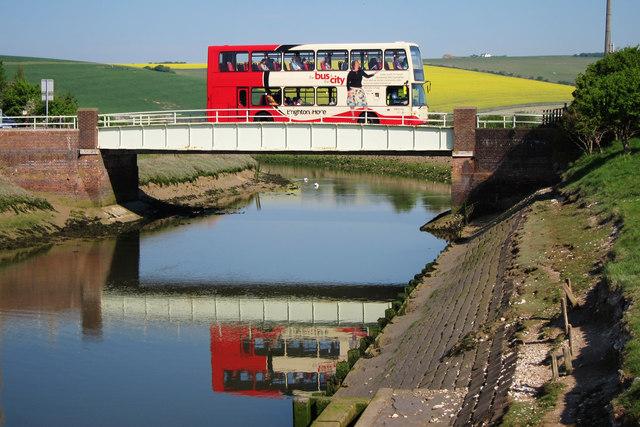 Bridge over the River Cuckmere