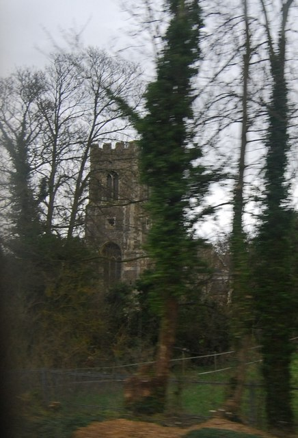 All Saints Church, Offord Cluny
