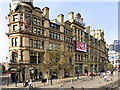 SJ8398 : The Triangle, Manchester by David Dixon