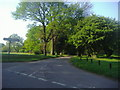 SP9901 : Ley Hill Road at junction with Ashridge Lane by David Howard