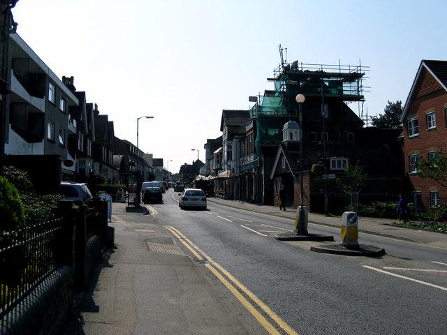 Caterham:  High Street