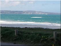 SW5842 : Godrevy Beach, Cornwall by nick macneill