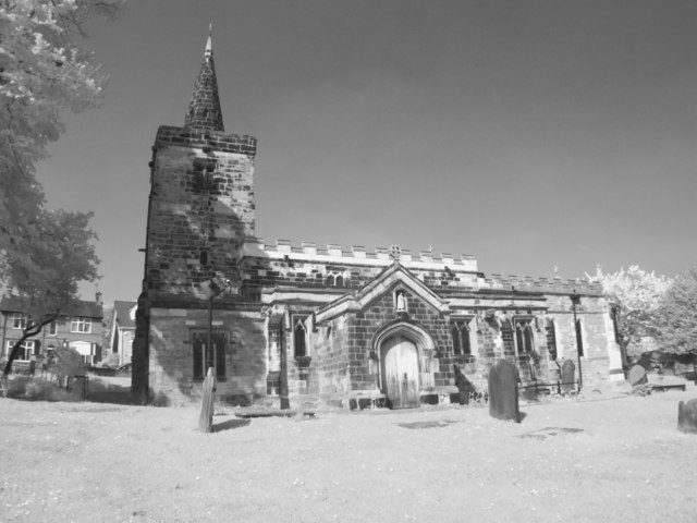 Mexborough Church