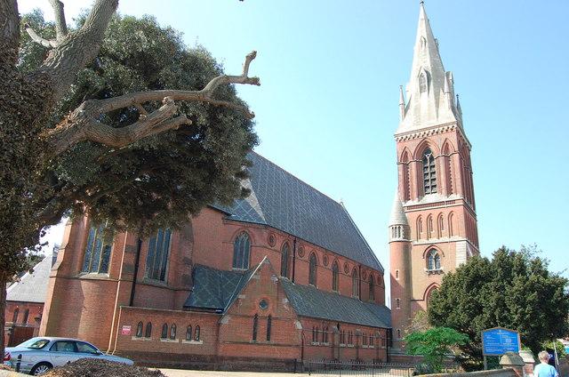 St Saviour & St Peter Church, Eastbourne