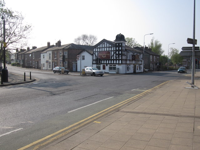 Freemason's Arms, Handforth