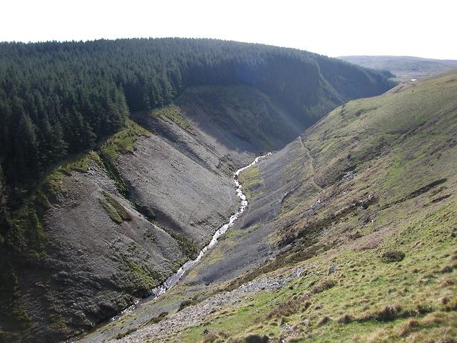 Upper Cwm Clywedog