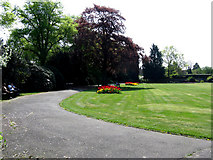 TQ3355 : Caterham:  Queens Park by Dr Neil Clifton