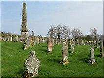 NY4786 : Ettleton Cemetery by M J Richardson