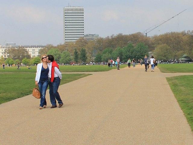 Sunday in Hyde Park