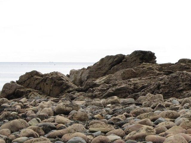 Janet's Rock at Ballymartin