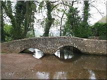 SS9843 : Gallox Bridge by Sarah Charlesworth