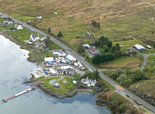 Skye Boat Centre