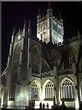 ST7564 : Bath Abbey by Mr M Evison