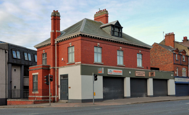 Former Northern Bank, Belfast (1)