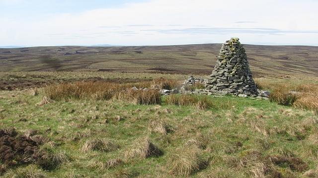 Cairn, Dunside Hill