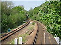 TQ7512 : Hastings Line through Crowhurst by Oast House Archive
